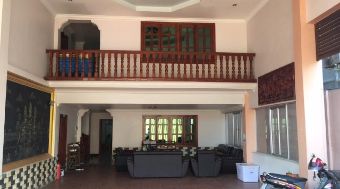 Shared house in Phnom Penh